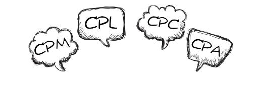 cpm cpl cpc cpa