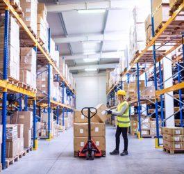 Comment aménager efficacement un entrepôt?