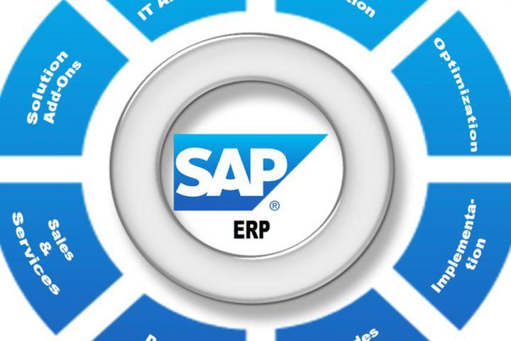 La solution SAP en entreprise