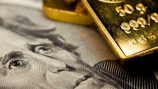 Les faibles taux d'intérêt jouent en faveur de l'or