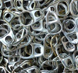 métal recyclé